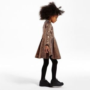 Kenzo Kids Girl Party Dress 5 Y